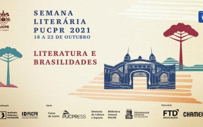 Semana Literária Divulgação PUCPR 2021 1