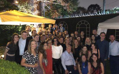 Equipe da Dotti e Advogados em foto tirada antes da pandemia.